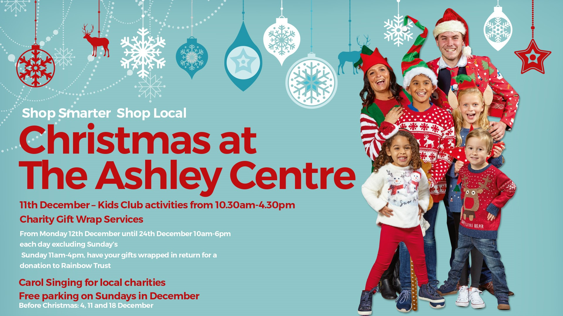 Christmas at The Ashley Centre