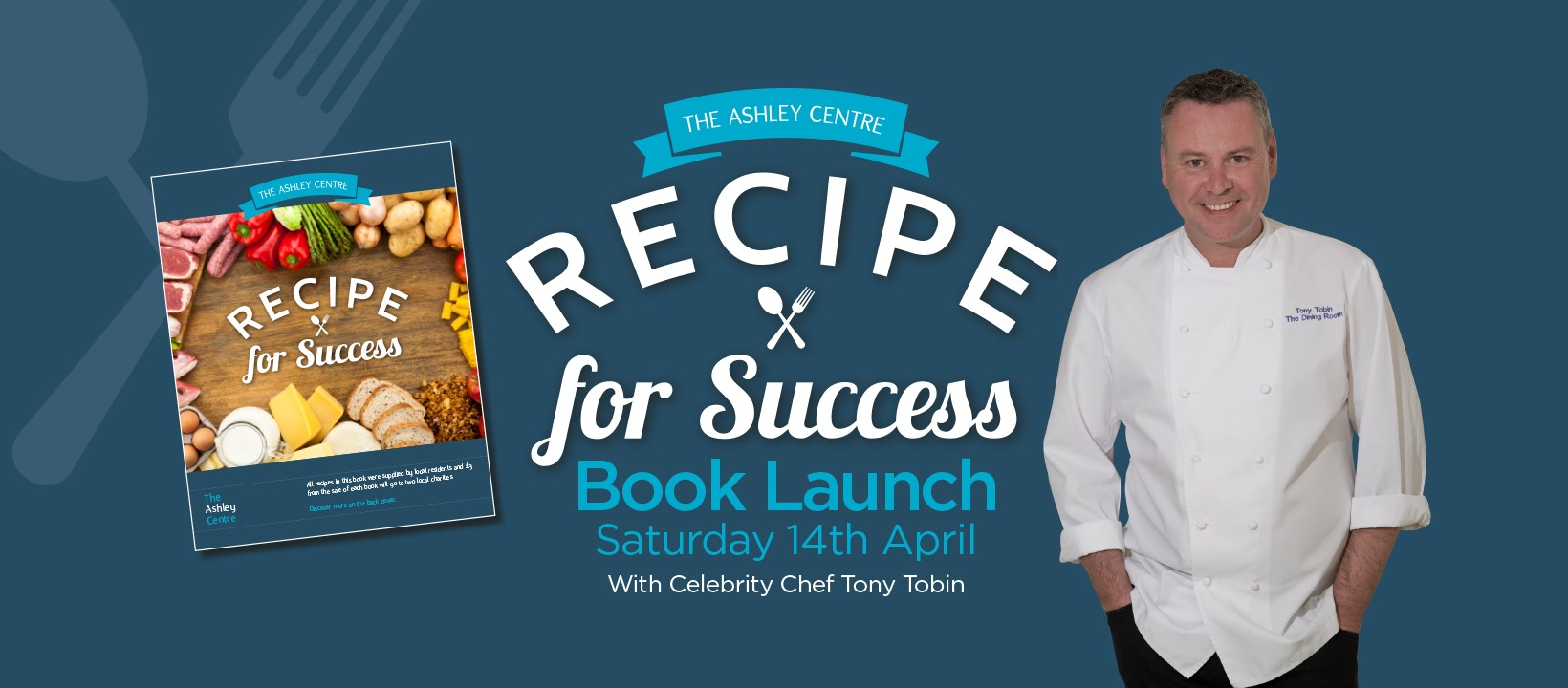 Recipe for Success - Book Launch