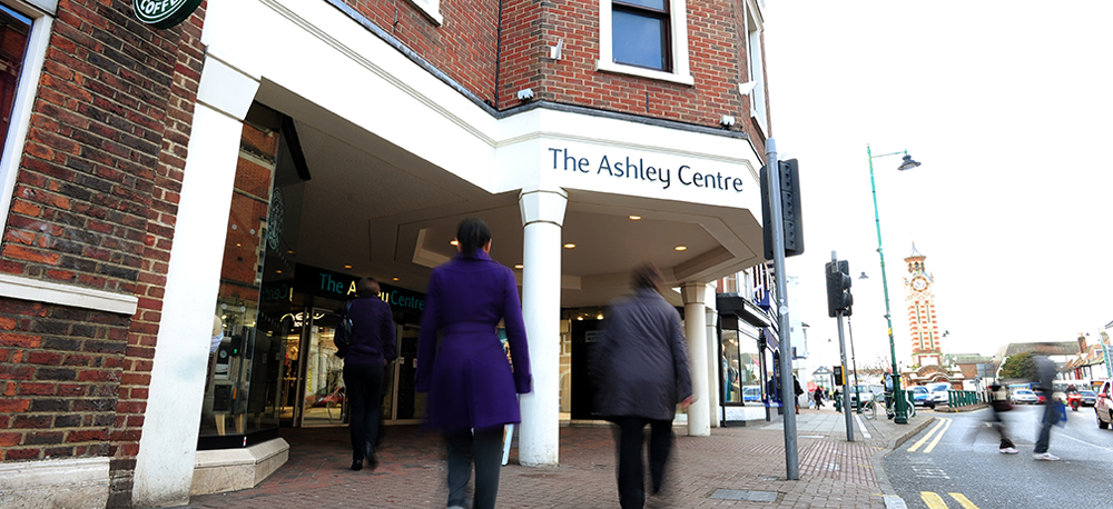 Ashley Centre