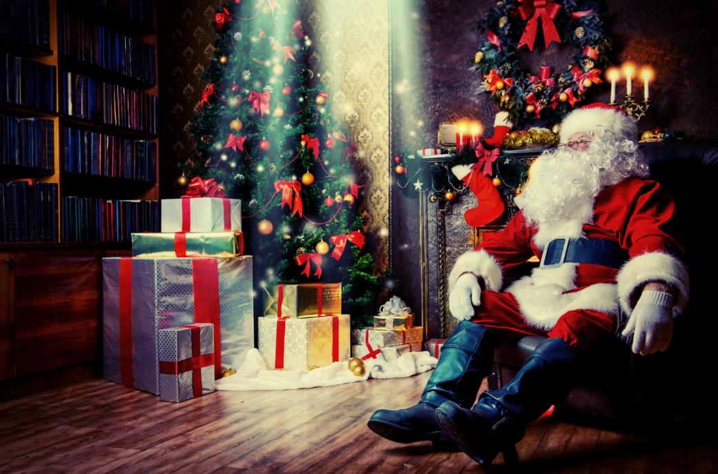 Santa__Grotto